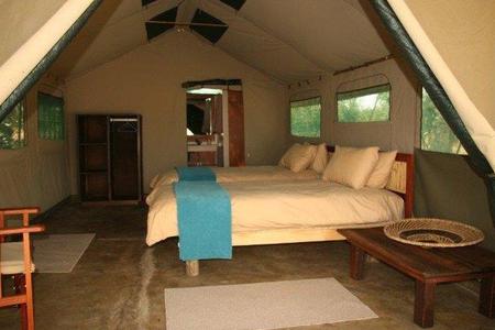 Kapula Private Camp